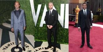 Calvin Klein Collection Men Academy Awards 2013