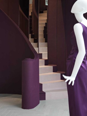 Talbot Runhof boutique Paris 05
