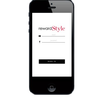 """rewardStyle iPhone app"""