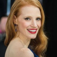Sexiest Actress Jessica Chastain