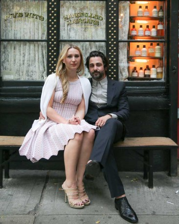 Joey Silvestera and Alina Silvestera