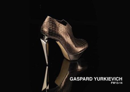 Gaspard Yurkievich Shoes F13 01