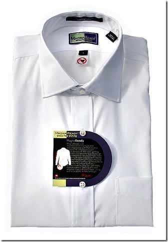 MagnaReady White Shirt