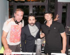 Paul Banks, Joey Silvestera, Paul Sevigny