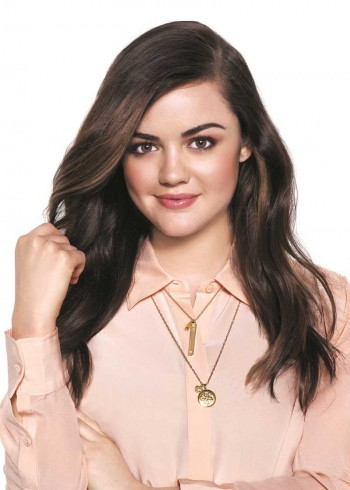 lucy hale for mark
