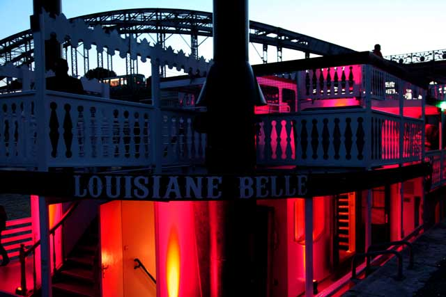 The Lousiane Belle