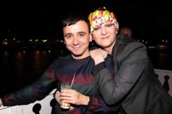 Luis Venegas and Ali Mahdavi