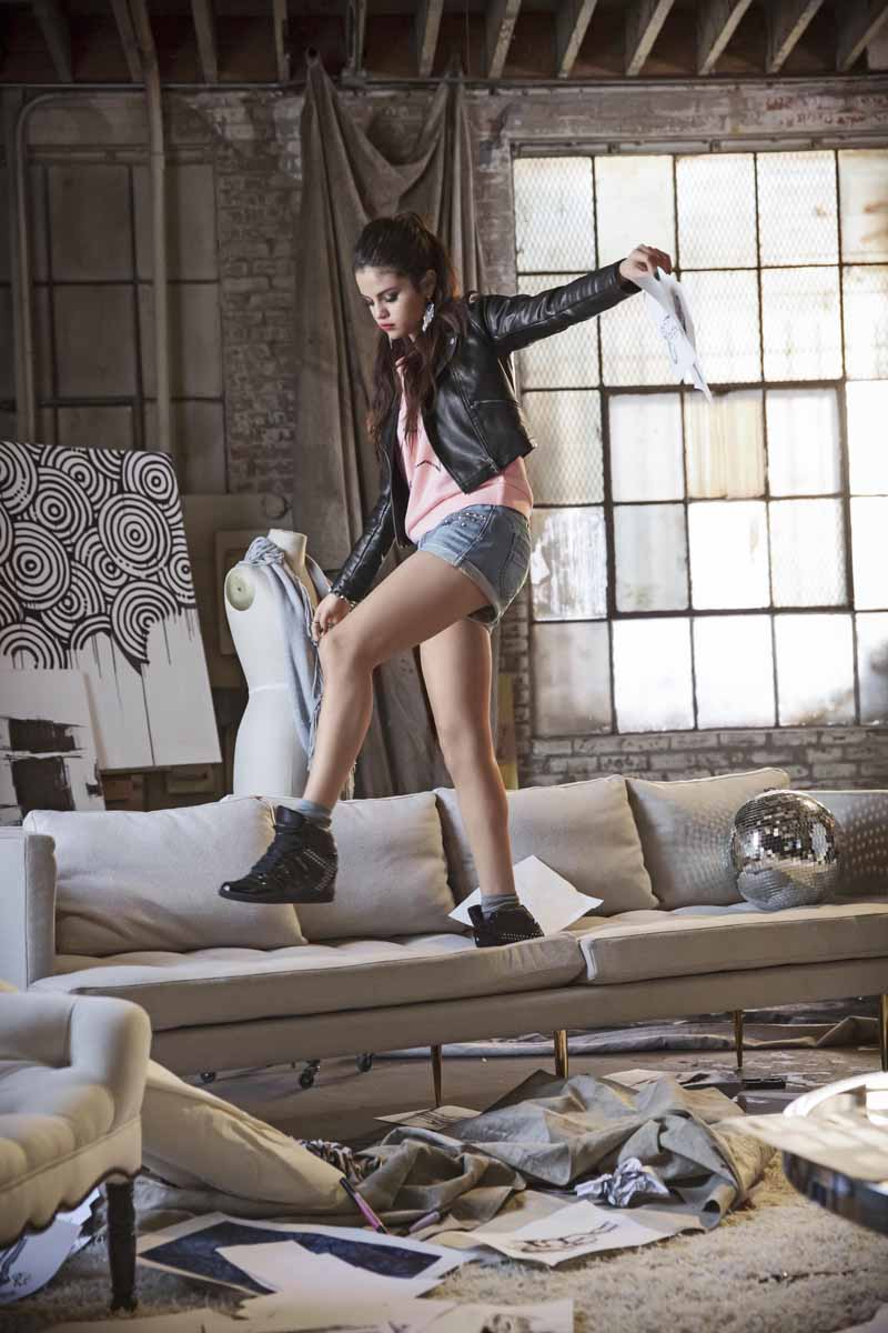 Selena Gomez Debuts First Collection for adidas Neo Label