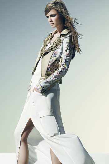"""BCBG Max Azria Resort 2014"""