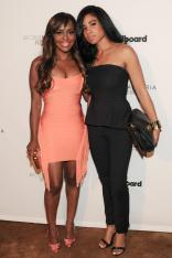 """""""Quad Webb Lunceford at the BCBGMAXAZRIA Runway and Herve Leger by Max Azria Spring 2014 exclusive after party"""""""