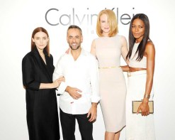 Rooney Mara, Francisco Costa, Nicole Kidman, Naomie Harris