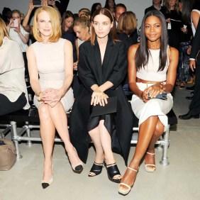 Nicole Kidman, Rooney Mara, Naomie Harris