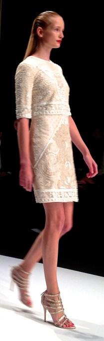 """""""Monique Lhuillier Spring 2014 Collection"""""""