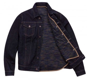 JEAN MACHINE MISSONI JACKET