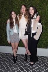 Alana Haim, Este Haim and Danielle Haim