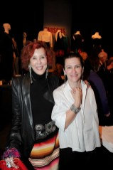 Barbara Flood and Patricia Pastor