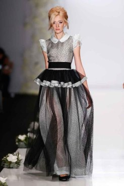 IGOR GULYAEV : Mercedes-Benz Fashion Week Russia S/S 2014