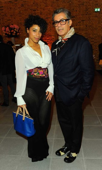 Lianne La Havas and Marc Ascoli