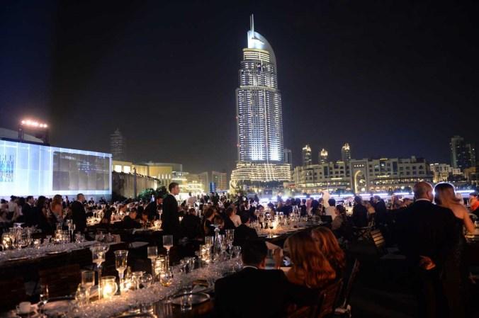 Vogue Fashion Dubai Experience - Gala Dinner