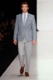 """Sudar"" PLC, TM ""VENZANO"". Styled By ""Leonid Alexeev"" : Mercedes-Benz Fashion Week Russia S/S 2014"