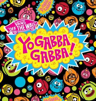vans yogabba gabba