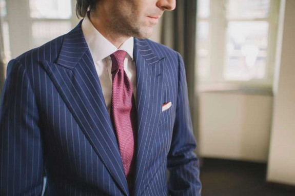 First Fashion-Forward Bulletproof Suit Using US Military Grade Bulletproof Technology Launches Tomorrow by Canada's Garrison Bespoke