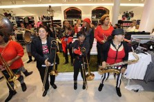H&M New Orleans Opening Party