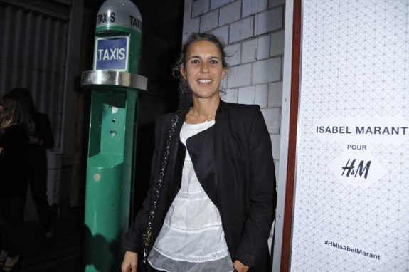 isabel marant at hm party