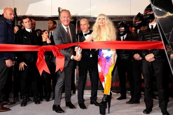 Stefan Persson, Lady Gaga, Daniel Kulle