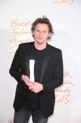 Christopher Kane (winner, Womenswear Designer of the Year)