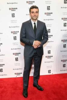 Oscar Isaac CK 12-3-2013