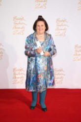 Suzy Menkes OBE (winner, BFC Special Recognition)