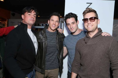 Tom DeSanto, Mike C. Manning, Michael Turchin, Lance Bass