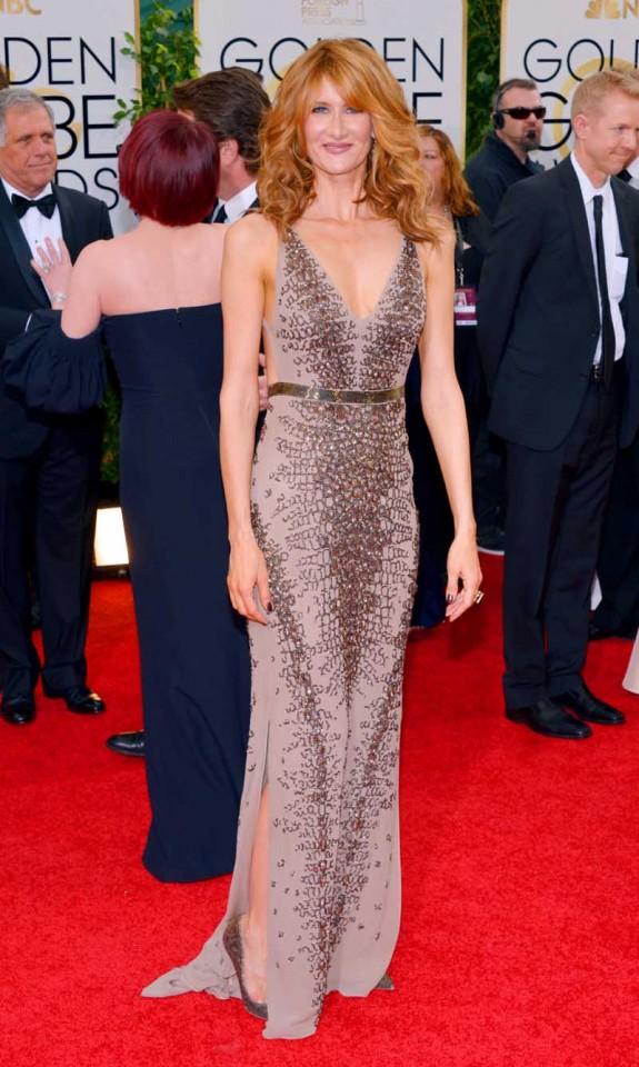 Laura Dern Golden Globe 2014