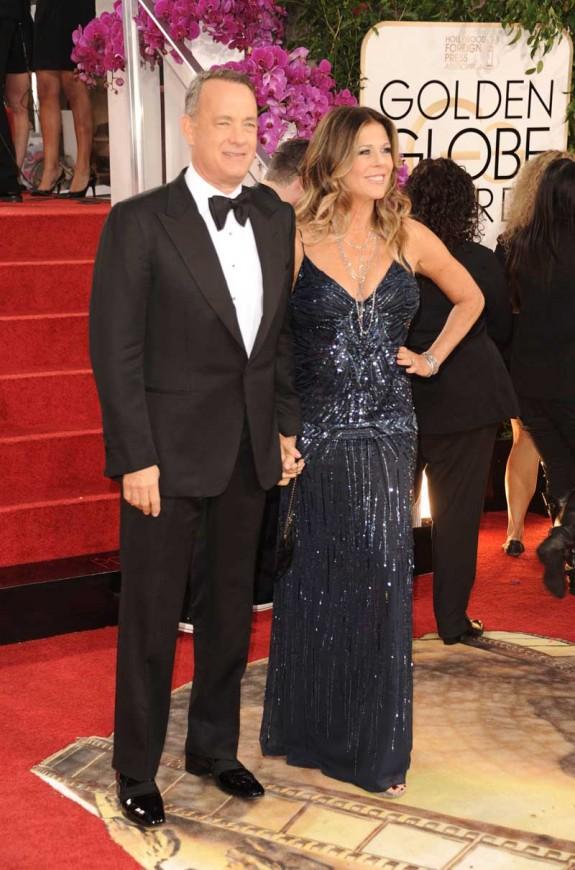 The 71st Golden Globe Awards - Arrivals