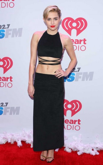KIIS FM's Jingle Ball - Los Angeles, CA - Arrivals