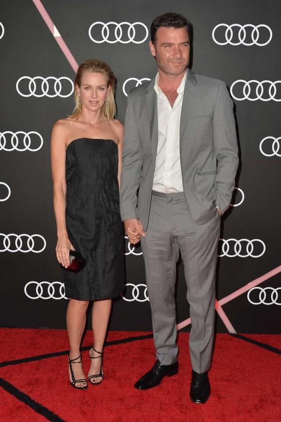 Audi Celebrates The 2014 Golden Globes Weekend - Arrivals