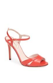Anna Sandal Coral - $345