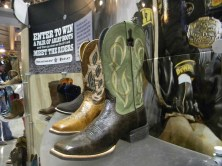 Ariat at PBR Iron Cowboy