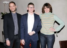 Stuart Comer, Anthony Elms, Michelle Grabner