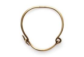 acne constance-antique-gold-necklace