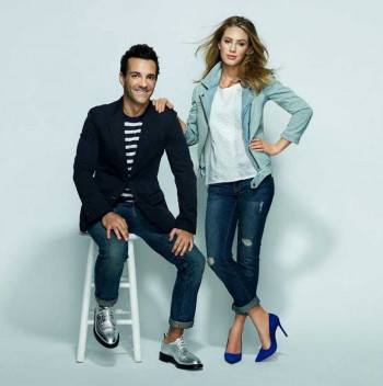 GAP FACTORY STORE EXCLUSIVELY STYLED BY GEORGE KOTSIOPOULOS