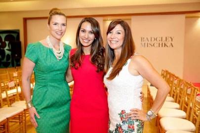 Badgley Mischka Fashion Event At Neiman Marcus With Host Camila Alves McConaughey