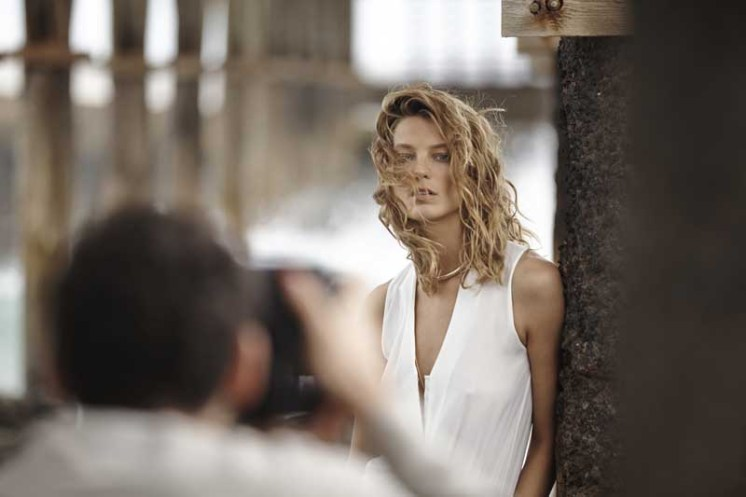Daria Werbowy For Mango S14 (4)