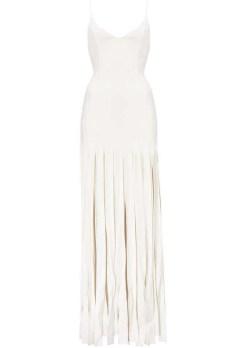 Spliced Maxi Dress