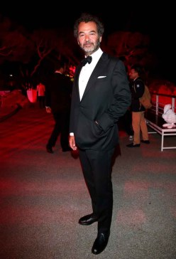 Chairman & Creative Director of The Moncler Group Remo Ruffini