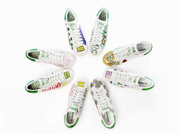 pharrell williams adidas stan smiths