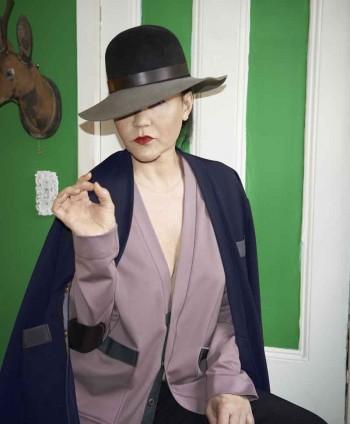 Patricia Black Head of Albright Fashion Library