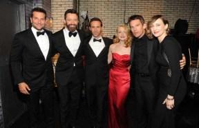 Bradely Cooper, Hugh Jackman, Alessandro Nivola, Patricia Clarkson, Ethan Hawke and Vera Farmiga