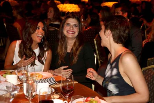 Eva Longoria, Lake Bell and Maggie Gyllenhaal